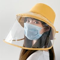 Face Shield Hats Hat With Face Shield Cover Men' s And W...