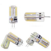 G4G9 LED 1.5W 3W 4W 5W 7W AC DC 12V 220V 110V 할로겐 램프 빛 360 빔 각도 크리스마스 LED 전구 램프