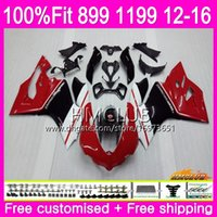 Injection Body For DUCATI 899 1199 S R Panigale 12 13 14 15 16 32HM.2 Hot White Black 899R 1199R 899S 1199S 2012 2013 2014 2015 2016 Fairing