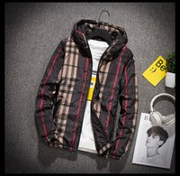 Großhandel-2020 Neue Trend Frühling und Herbst Mode Loco Brand Neue Herig-Mode Jacke Windjacke Jacke Zipper Jacke