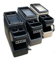 높은 등급의 다기능 자동차 콘솔 박스, USB가있는 팔걸이 수납함, 혼다 프리드드의 대기 등
