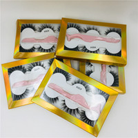 UPS!! Best price 3 pairs of 3D 5D fake Eyelash false Mink Ey...