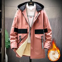 Self Built Station Hot Selling plus Velvet Tooling Jacket Wi...