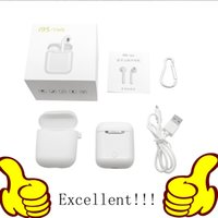 Headphones I9S Tws Earphone Headphone Stereo Earbuds for IOS...