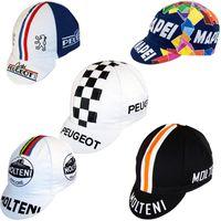 Один размер Caps Caps Men and Women Bike Носить головной убор Велосипедное оборудование Велосипедные кепки