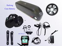 Eu Russland keine Steuer! Bafang 750W Kit Bafang bbs02 Mitte Antrieb Elektro-Fahrrad Motor-Kit + 48v15ah Lithium-Ionen-ebike Batterie für panasonic