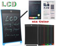 fábrica de LCD Writing Tablet Digital Portátil Desenho 8.5Inch Tablet manuscrito Pads eletrônico Tablet Conselho para Adultos Crianças Crianças