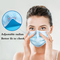 50 Pcs Disposable Face Mouth Mask Three layers of protection...
