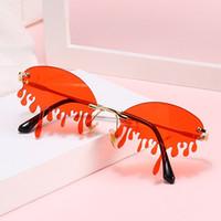 Óculos de sol engraçados da nova moda, óculos de sol europeus e Americanos.