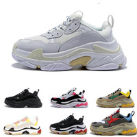 2019 Fashion designer Paris 17FW Triple s Sneakers for men w...