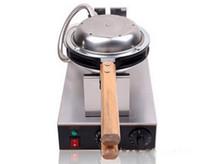 VENTA CALIENTE Comercial 220V 110V huevo Wafflera huevo Puffs máquina, Hong Kong torta de huevo burbuja horno