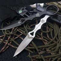 3 modèles Couteau karambit à pousser 176 Benchmade CNC MICRO - TECH UTX85 bm3300 Couteaux tactiques C07 616 Couteau de poche A07 A161 A162
