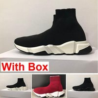 2019 New Sock Shoes Paris Triple S Casual Shoes Fashion With...