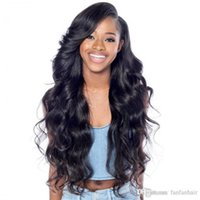 Lucky Queen Hair Body Wave Virgin Virgin Bundles armadura de cabello humano Body Wave Tramas Extensiones de cabello Dyeable sin procesar