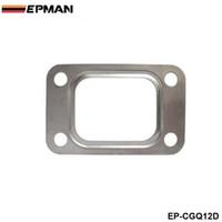 EPMAN T25 T28 GT25 GT28 GT2876 Turbo Turbina De Entrada De Entrada Junta Da Manifold 304 Aço Inoxidável EP-CGQ12D