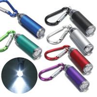 Mini Espelho Convexo lanterna LED Lâmpada Luz Tocha Keychain Chaveiro New OE portátil Lanterna Keychain ST302