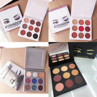 In stock High- quality Makeup Eye Shadow 5 Styles Bronze Burg...