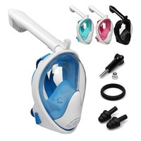 Adults and Kids Underwater Diving Mask Scuba LM1300 Snorkel ...