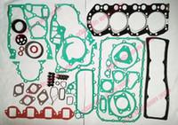 엔진 재건 키트 닛산 Terrado Mistral Pathfinder 2663cc 2664cc 2.7TD OEM 용 1027-43G85 용 TD27 완전 가스켓 세트