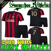 2019 2020 Atlanta United FC kit per bambini MLS soccer jersey 19 20 GARZA JONES VILLALBA MCCANN MARTINEZ ALMIRON Bambino football shirts