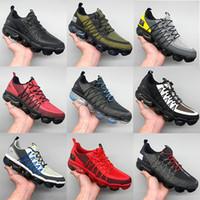 Nike Air VaporMax 2019 Run Utility la manera deportes para hombre corredor de la onda de punto Mejores Chaussures calidad zapatillas de deporte corrientes 40-45