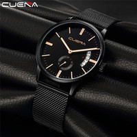 Moda Classics Mens Watch Quarzo analogico Canvas Band Casual Sport Watch Orologi Mens Top Top 2 #