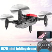 Long Battery WIFI Drone Helicopter Mini One Key Return Headl...