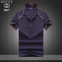 2019 Summer Designer Polo Shirts Men Luxury Polo Casual Mens...