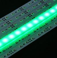 0.5m rigido LED barra rigida luce 12V 50 centimetri 36 ha condotto la luce di SMD 5630/5730 lega la striscia principale di alluminio per l'armadietto di trasporto