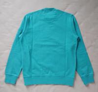 뜨거운 판매 새로운 색상은 클래식 한 크루 넥 스웨터 T0PST0NE 긴 소매 T 셔츠 간단한 고체 운동복 패션 스웨터 스포츠웨어 거리를 20SS