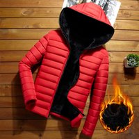 Mens Quilted Bombet Coat Outwear Winter Warm Padded Puffer Puffa Bubble Jacket