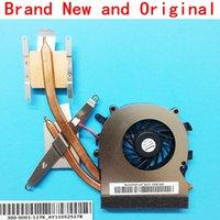 Substituição Acessórios Fit processador para laptop Sony VPCEB EB VPCEB VPCEA EA VPCEA arrefecimento CPU Cooler Fan heatsink radiador