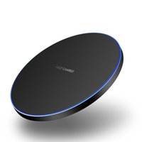 Fast Wireless Charger 10W Thin Light Small Metal Material Tw...