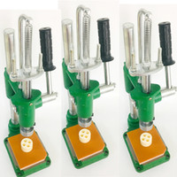 Manualmente Press Machine para M6T / G5 / Moonrock / Eureka / Cartuchos crônicas Esvaziar Vape Pen Grosso Cartucho de óleo Press Machine Atomizador Presser