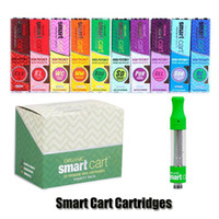 2019 new Smart Carts Vape Cartridges 1. 0ml Ceramic Coil Smar...