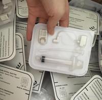Cartucho de aguja de titanio 25D vanadio para dispositivo de inyección de alta presión de pistola de restauración facial estética