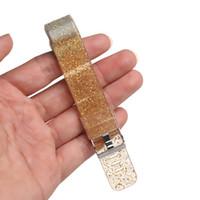 Мода Прозрачный Блеск Водонепроницаемый Силиконовый Спорт Замена Браслет Ремешок Мягкие Часы Ремешок Наручный Ремешок Для Fitbit Charge 2