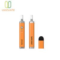 UnicVape 3 in 1 corredo Cera atomizzatore Concentrato sigarette Shatter Spesso olio elettronico con vaporizzatore quarzo Coil ricaricabile 400mAh Batteria