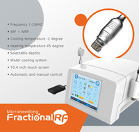 Micro Pe Needle Mrf Srf Microneedling Fractional Superficial Fractional profissional RF Facial Estrias rugas removedor