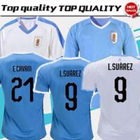 e8ee21404 ... Away National Team Football Uniforms. US  11.61   Piece. New Arrival.  2019 Copa America Uruguay Soccer Jersey ...