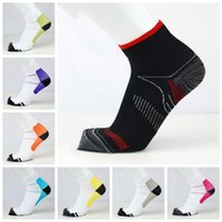 Professional Elite Basketball Socks Sport Running Short Ankl...