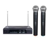 Microfono MV-289 VHF cordless con ABS ricevitore e microfono portatile Transimtter per Lecture Speaker Conference karaoke per cantare