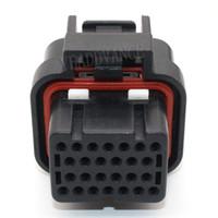 3-1437290-8 3-1437290-7 2-1437285-2 26 Pin Ecu Te Amp Tyco Auto Connector