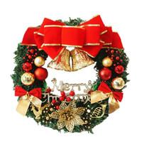 Tinsel Estilo criações de Natal Garland festiva decorações do feriado Verde TinselBody com vermelhas Poinsétias ouro das pétalas da flor e Sparkly Gl