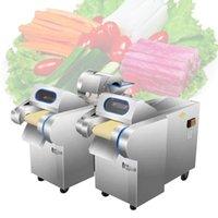 Große Gemüseschneidemaschine für Kartoffeln Radieschen Porree Kohl Fruhlingszwiebeln Slicer Schnitteilstück Gemüseschneider geschreddert