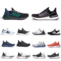James Bond 007 x adidas Ultra Boost 2020 Black Multicolor ISS US National Lab X Ultra boost 4.0 Ultraboost 20 6.0 5.0 Mens Running shoes Oreo men women sports sneakers