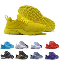 2019 TOP PRESTO 5 BR QS Breathe Black White Yellow Red Mens ...