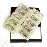 Autentiska Clei Coils 0.2OHM 0.4OHM Byte Atomizer Heads Spole för Clei Tank Atomizer e Cigarette DHL Free