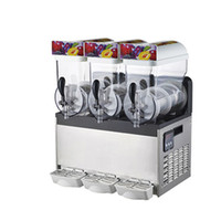machine à faire fondre la neige cylindre BEIJAMEI 1/2/3 glace slush commerciale machine de fabrication de boue neige électrique 220 V