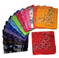 Cycling Scarf Mask 55*55cm Square Sun Protection Face Masks ...